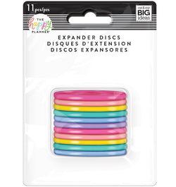 Expander Happy Planner Rainbow Discs (11pcs)