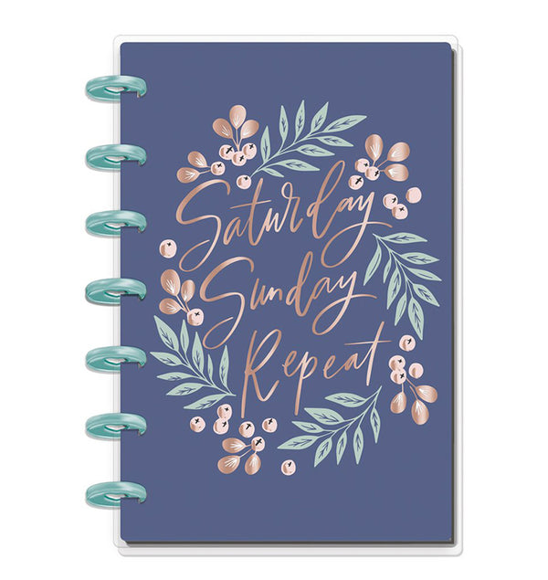 Garden Blooms 2019 - 2020 Mini Happy Planner (12 Months) Cover