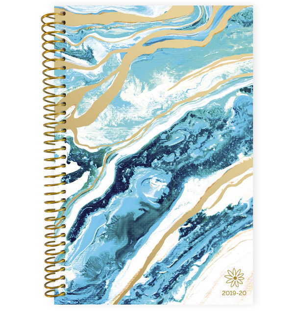 Geode 2019-2020 Bloom Soft Cover Daily Planner