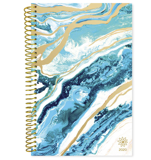 Bloom Geode 2020 Soft Cover Daily Planner
