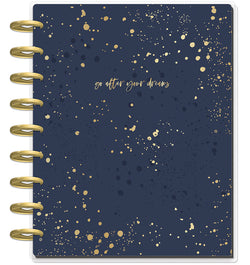 Dreamer Classic Happy Notes™ Journal (Dot Grid) Go After Your Dream Cover