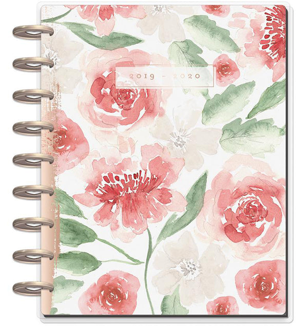 Homestead 2019 - 2020 Medium Happy Planner (18 Months) Cover