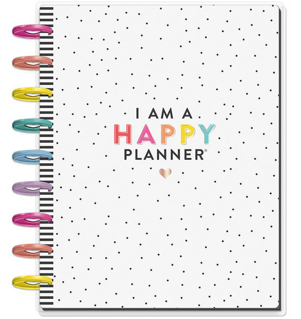 I am a Happy Planner 2019 - 2020 Medium Happy Planner (18 Months) Cover