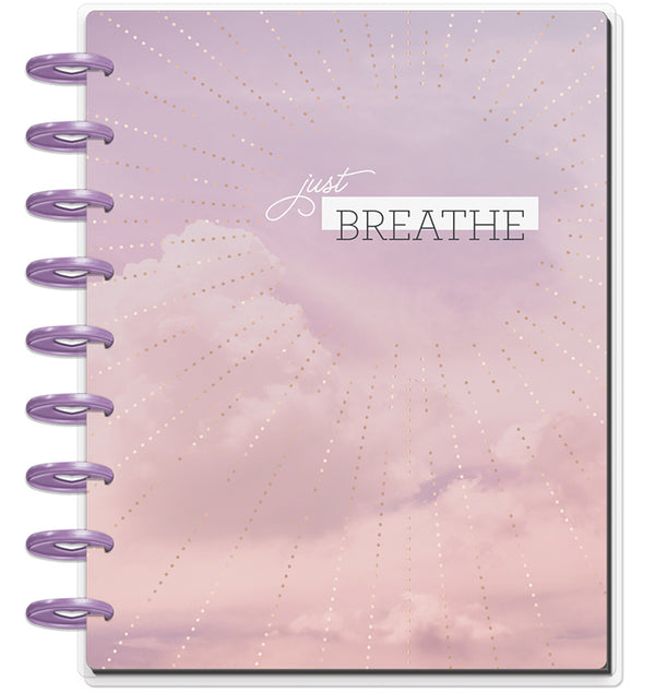 Wellness 2019 - 2020 Medium Happy Planner (18 Months) Cover