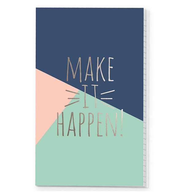 Carpe Diem Make It Happen Traveller Notebook Inserts