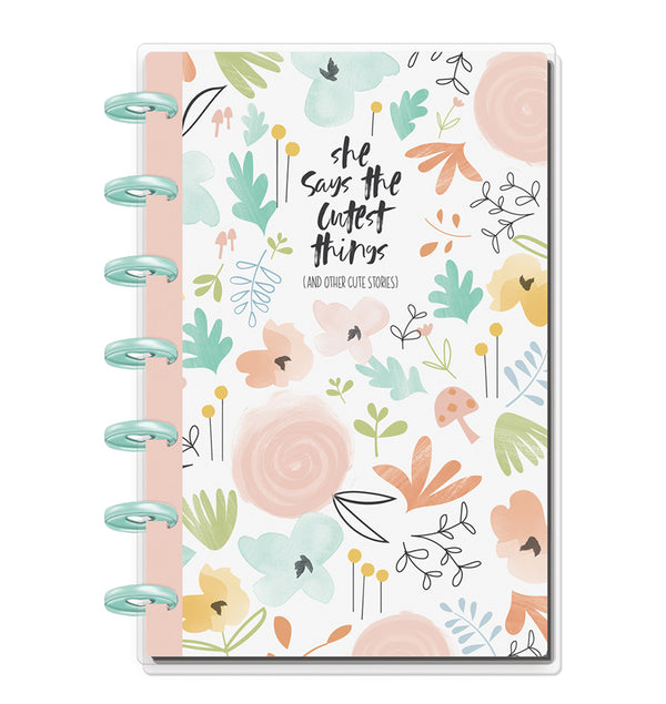 She Said Mini Happy Notes™ (Lined & Quote) Cover