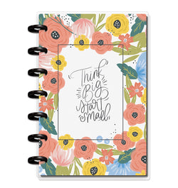 Think Big Start Small Mini Happy Notes™ (Blank) Cover