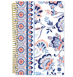 Bloom Paisley 2020 Soft Cover Daily Planner