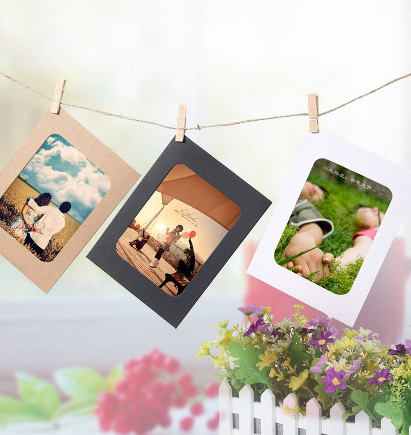 Paper Photo Frame (10pcs)