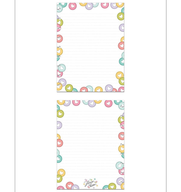 Planner Babe Note Paper (Classic Happy Planner)