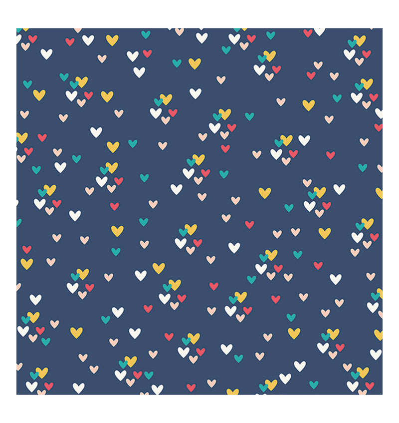 Simple Stories Faith Love 12 x 12 Double-Sided Patterned Paper Front
