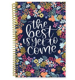 Bloom The Best Is Yet To Come 2020 Daily Planner