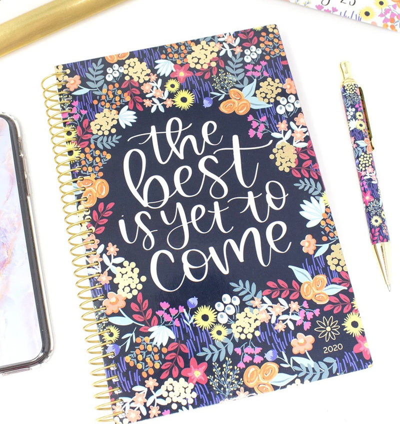 Bloom The Best Is Yet To Come 2020 Daily Planner Display