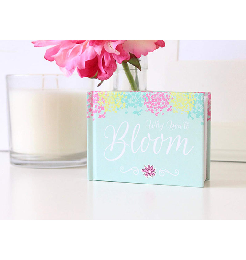 Why You'll Bloom Mini Gift Book