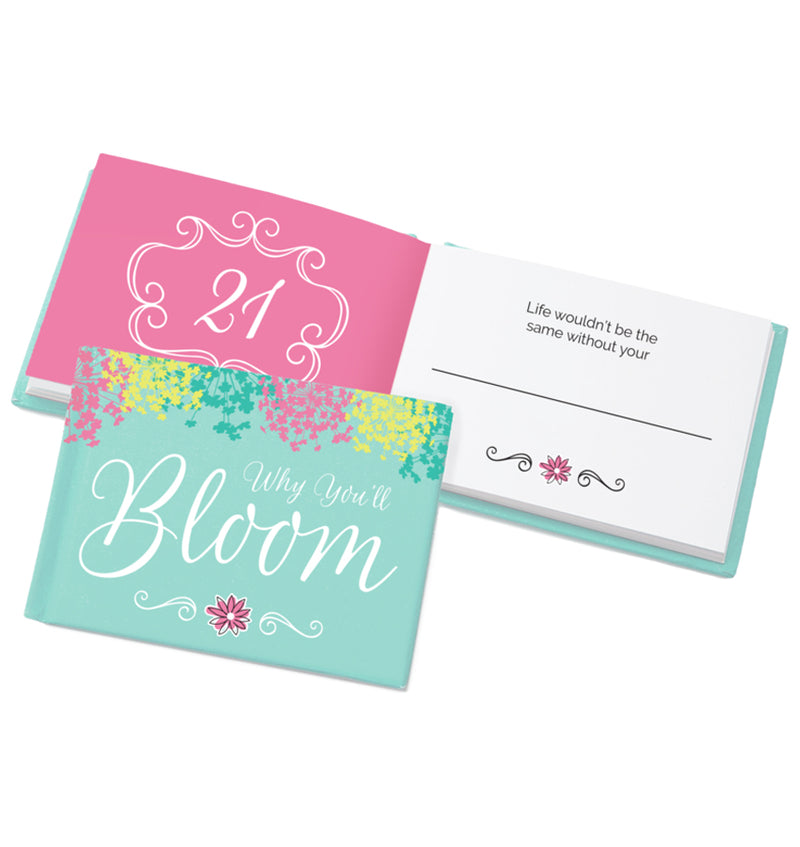 Bloom's Why You'll Bloom Mini Gift Book