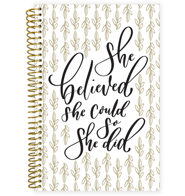 Writefully His 2020-2021 Soft Cover Daily Planner