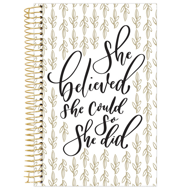 Writefully His 2021 Soft Cover Daily Planner