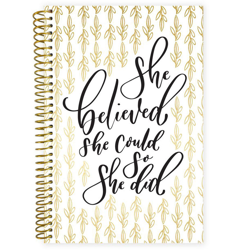 Writefully His 2019 Soft Cover Daily Planner