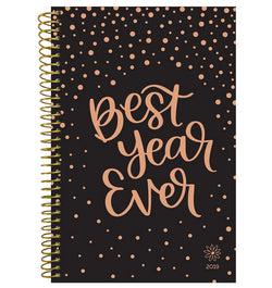 Best Year Ever 2019 Soft Cover Daily Planner