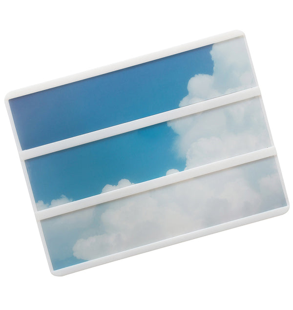 Lightbox Cloud Background