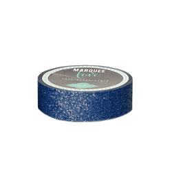 Heidi Swapp Navy Glitter Washi Tape 0.875 inch wide