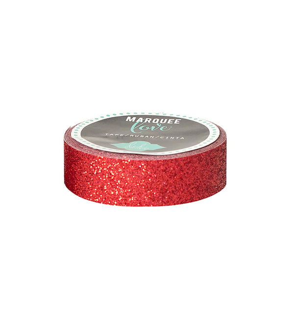 Cherry Glitter Washi Tape