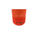 iCare Music Desk Speaker CC 949 Red