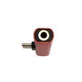 iCare Type C Headphones Splitter AC 31 Red