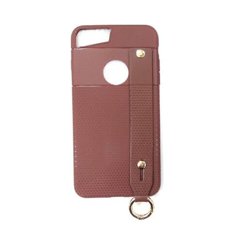 iCare i-Zore Grip Case With Ring Holder- iPH 6 SN 87 Brown