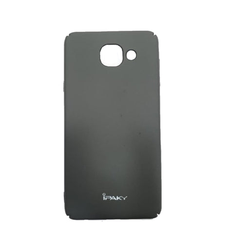 iCare iPAKY Back Cover for Samsung J7 Max BK 83 Black