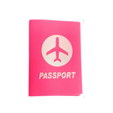 Passport Silicone Cover iCare (Pink)