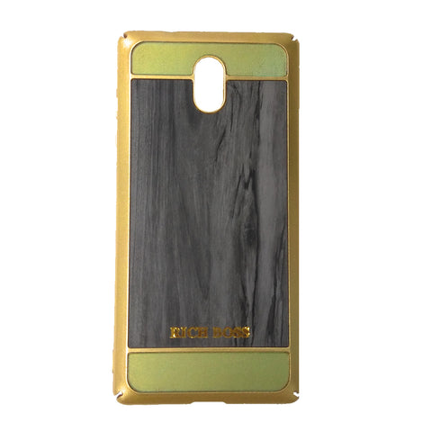 iCare Rich Boss Wood Series Back Cover for Nokia 3 BK 85