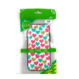 iCare Ami Glow Cases - Glowing in The Dark - Luminous Phone Case (Girl's)