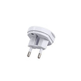 iCare International Travel Adapter CN 18 White