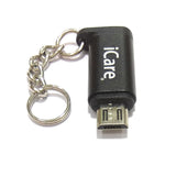 iCare Type C to Micro Converter CN 53 Black