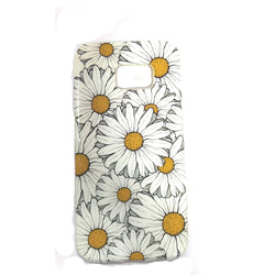 Flowers Printed Back Cover For Samsung Galaxy S7 Edge