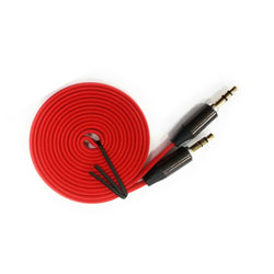 iCare Auxillary Cable Flat - 3M (Red)