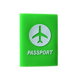 Passport Silicone Cover iCare (Green)