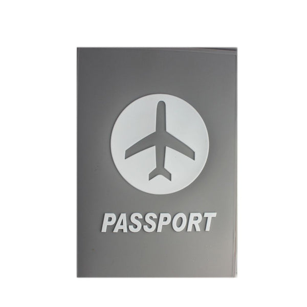 Passport Silicone Cover iCare (Grey)