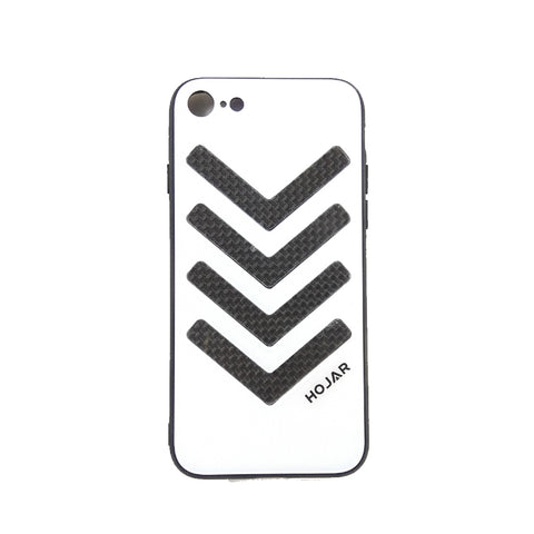 iCare Hojar V Back Cover for iPhone 7 / iPhone 8 BK 121 White