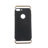 iCare iPaky Case Back Cover for Apple iPhone 7 Plus BC 190 Black