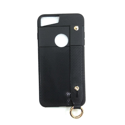 iCare i-Zore Grip Case With Ring Holder- iPH 6 SN 87 Black