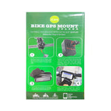 iCare Bike & Cycle GPS Mount Holder MCS 3 Black