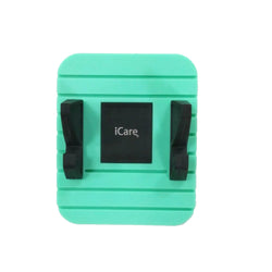 iCare Car DashBoard Phone Holder (Green)