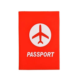 Passport Silicone Cover iCare (Red)