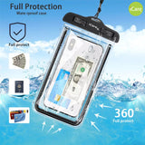 iCare Mobile Phone Water Safety Case (Black)