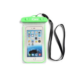 iCare Mobile Phone Water Safety Case (Green)