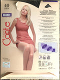 Pantyhose of HAILEY from 2017-05(1) - CONTE Control Top 40