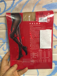 PANTYHOSE of EMMA 2018-03(1) FALKE PURE SHINE 40