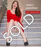 Pantyhose of Amie from 05-2016-2